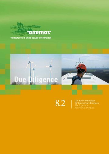Due Diligence - 8.2 Consulting AG