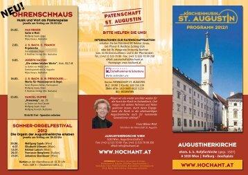 OhRenschMAus - Augustiner