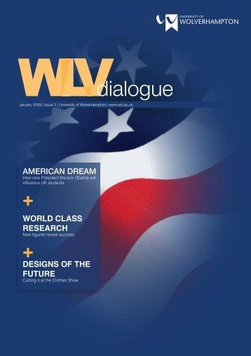 dialogue - University of Wolverhampton