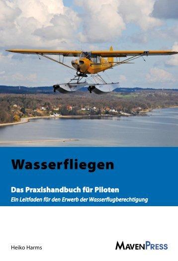 Wasserfliegen – Das Praxishandbuch für Piloten - Buchhandel.de