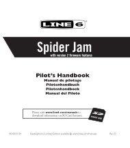 Spider Jam Pilot's Handbook - MyDukkan.com