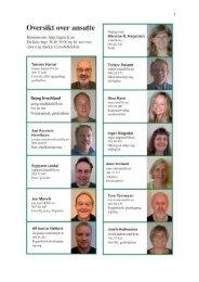 Forsøksmelding 2011 - Norsk Landbruksrådgiving Agder