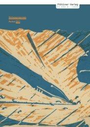Verlagsprogramm Herbst 2011 - Ploettner Verlag