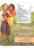 Jahresbericht 2010 -  Plan Stiftungszentrum - Page 3