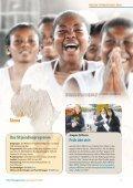 Jahresbericht 2010 -  Plan Stiftungszentrum - Page 7