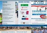 Schleswig-Holsteins Wirtschaft läuft!