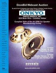 Onkyo Brochure