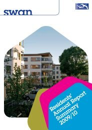 Residents - Swan Housing Association