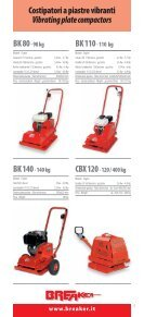 CATALOGO COMPACT COMPACT CATALOGUE - Breaker - Page 5