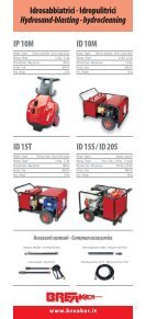 CATALOGO COMPACT COMPACT CATALOGUE - Breaker - Page 7