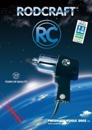 pneumatic tools 2005 - Tecalemit AS