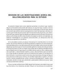 6 Revisión de las investigaciones acerca del bullying desafíos para su estudio - Salgado