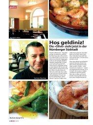 Gastro - Redaktioneller Teil - Mai 2010