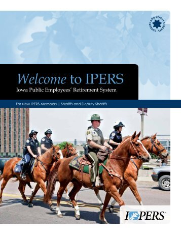 For New Members - IPERS