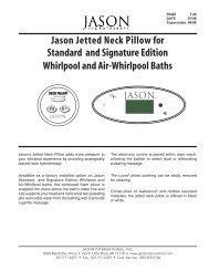Jetted Neck Pillow - Jason International