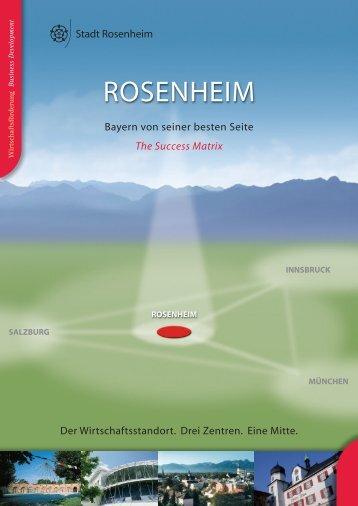 Mit Danone jeden Tag - Stadt Rosenheim
