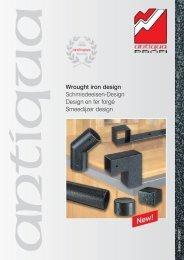 Wrought iron design Schmiedeeisen-Design Design en fer  forgé ...
