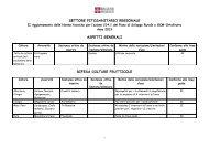 II° Aggiornamento Norme tecniche Difesa e Diserbo della Regione ...