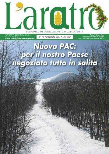 Nuova PAC - Confagricoltura Alessandria