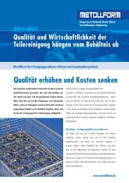Download (PDF 1,7 MB) - Metallform