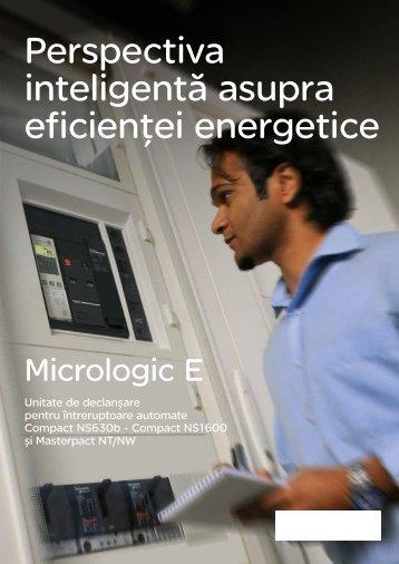 Descarca brosura Micrologic E - Schneider Electric