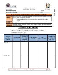 Matemáticas 1 - Preparatoria 22