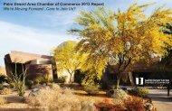 Annual Report - Palm Desert Chamber of Commerce