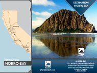 Visitor's Guide - Morro Bay