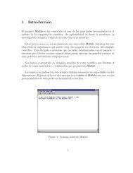 Curso breve de Matlab