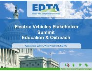 Electric Vehicles Stakeholder Summit Education & Outreach - FPL.com
