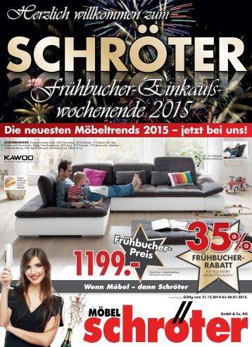Moebel Schroeter Fruehbucher Wochen Weißenfels