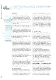 VALSE-XT: Eine integrierte Lösung für die SoC ... - edacentrum
