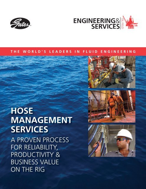 HOSE MANAGEMENT SERVICES - Gates Corporation