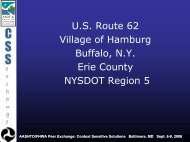 New York - Context Sensitive Solutions.org