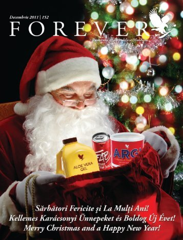 Revista Forever Decembrie 2011 - FLP.ro
