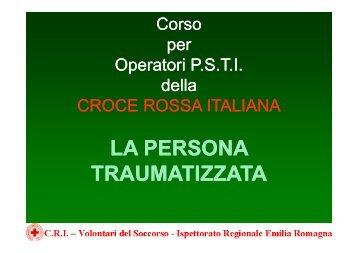 PSTI 06 - Trauma e Politrauma - shock [modalità compatibilità]