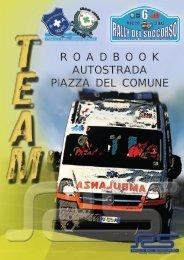 Roadbook - Formazione In Emergenza Sanitaria