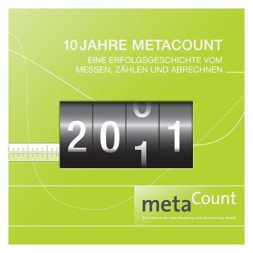 10 JAHRE METACOUNT - swb Messung und Abrechnung Gmbh