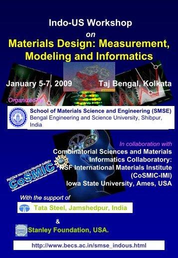 Brochure [PDF] - Global Alumni Association of Bengal Engineering ...