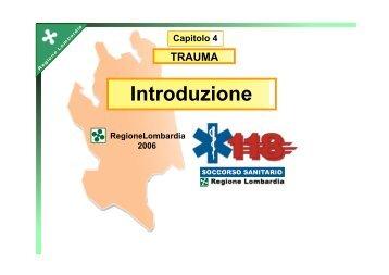 Trauma - 1/4 - Introduzione