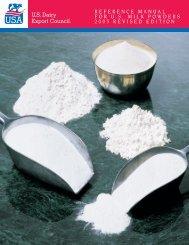 USDEC MK PDR 120-1,2-119 - US Dairy Export Council