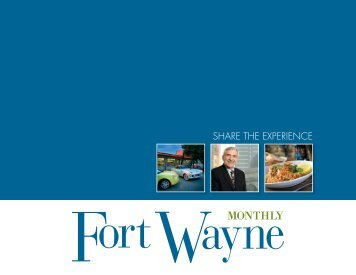 Fort Wayne Monthly - City and Regional Magazine Association