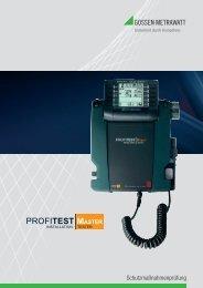 PROFITEST M - Rotec GmbH