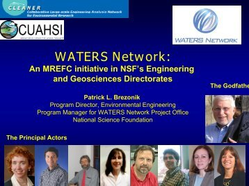 WATERS Network: