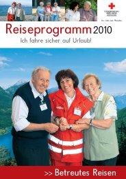 Reiseprogramm2010 - österreichisches Rotes Kreuz