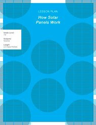 How Solar Panels Work - Solar Decathlon