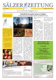 Ausgabe Herbst 2013 - Bad Westernkotten