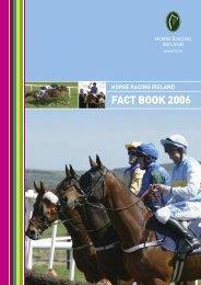 HRI Fact Book 2006 - Horse Racing Ireland
