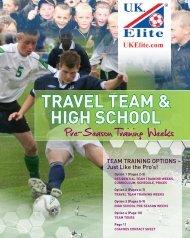 Travel Team & high school - UK Elite Soccer