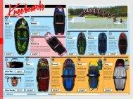 2013 Kneeboards